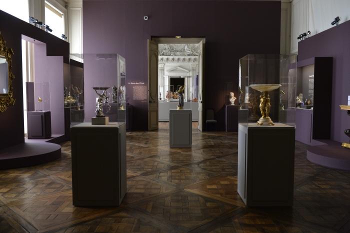 Exposition Carrier-Belleuse au chateau de Compiègne _d4s3802