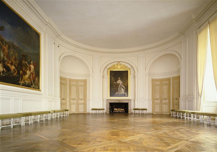 Palais de Compiègne, antichambre du Roi et de la Reine