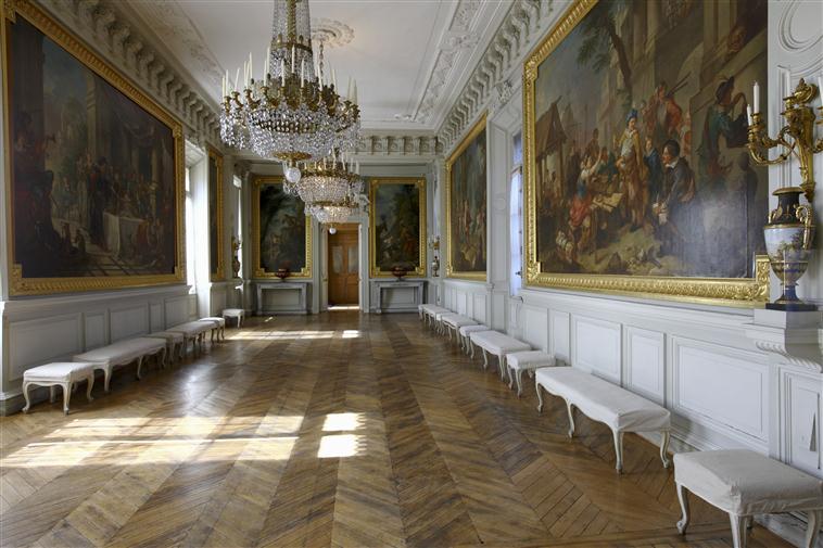Palais de Compiègne, galerie Natoire