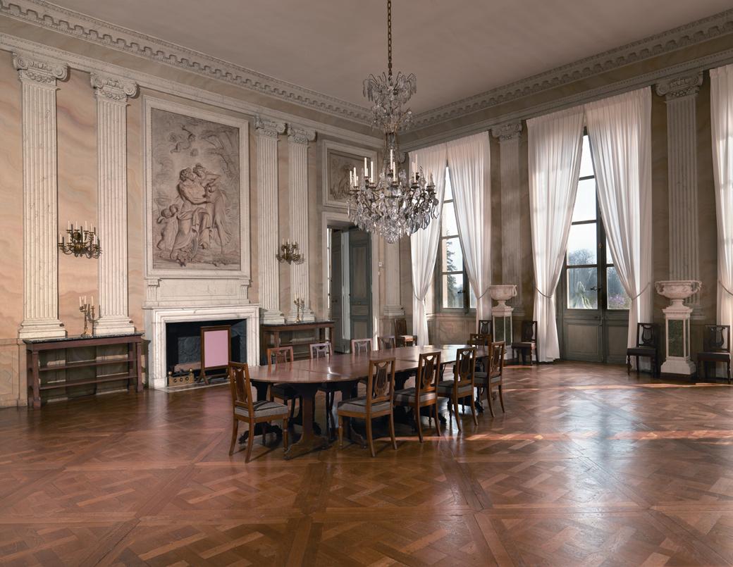 Palais de Compiègne, salle à manger de l'Empereur