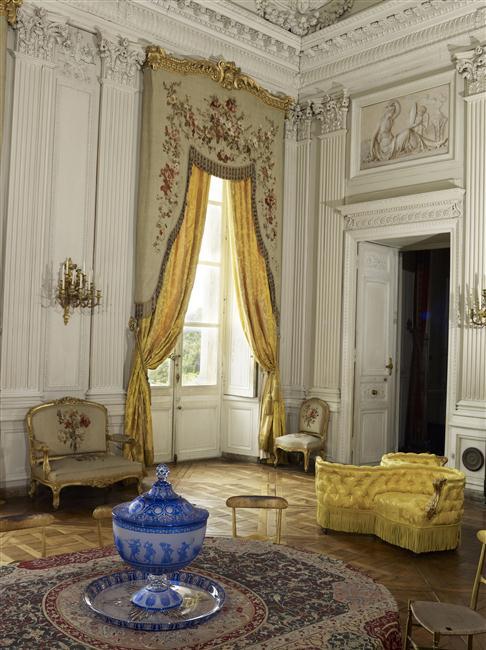 Palais de Compiègne, salon de Famille