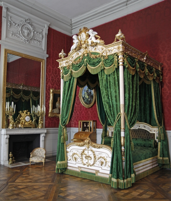 Chambre de l'Impératrice Eugénie